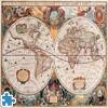 Antike Landkarte